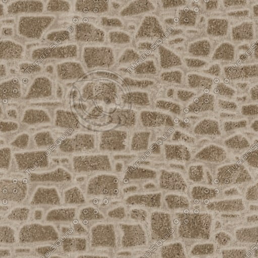 BL029 stone wall brown