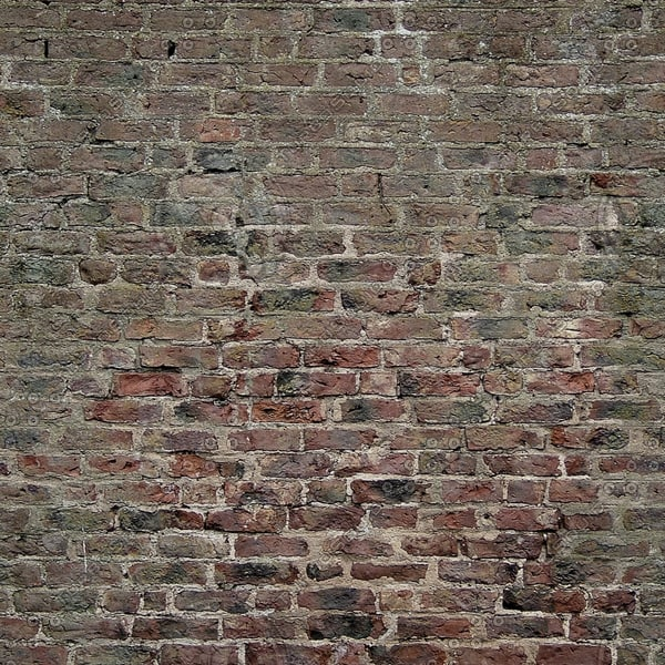 W091 old brick wall texture