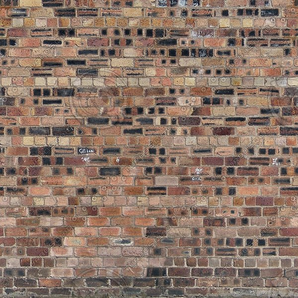 W284 brick wall bricks 1024