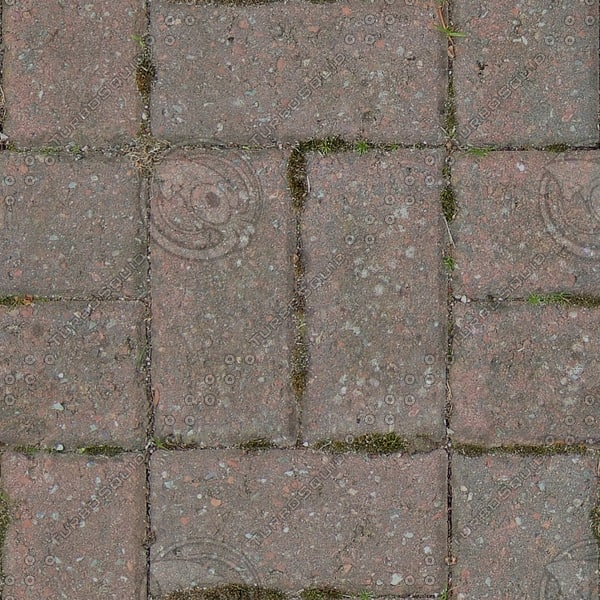 G351 brick paving basket pattern