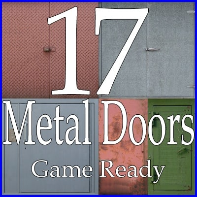 MDC17 metal door collection
