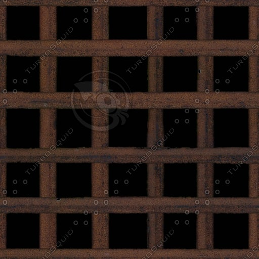 M023 metal bars cage