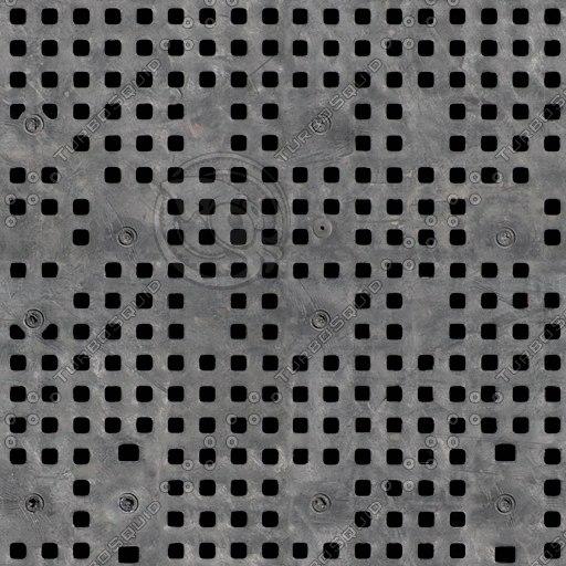 PL016 black plastic pallet texture