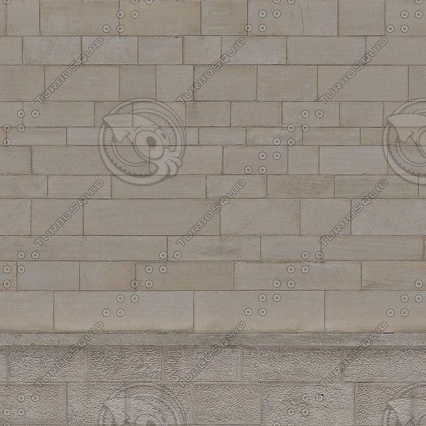 W398 sandstone wall texture