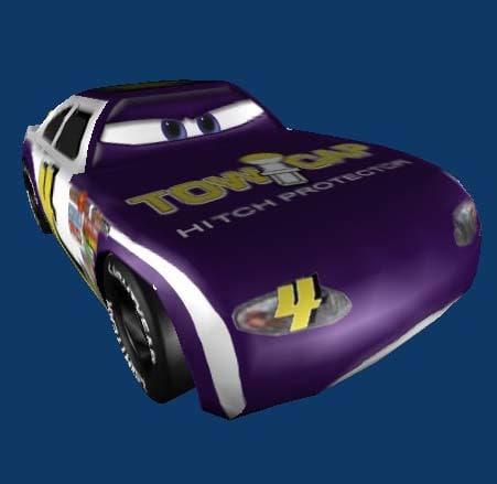 tow cap 3d model