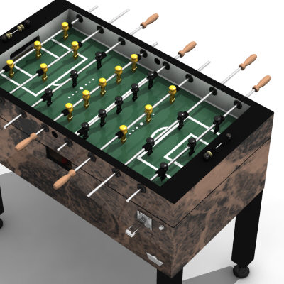 Soccer Table Kicker Foosball