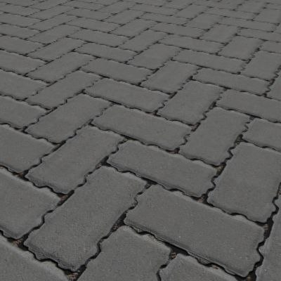 G023 interlocking brick paving sidewalk