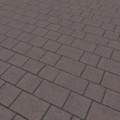 G062 red brick paving stones texture