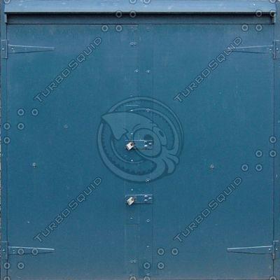 D026 garage double door texture