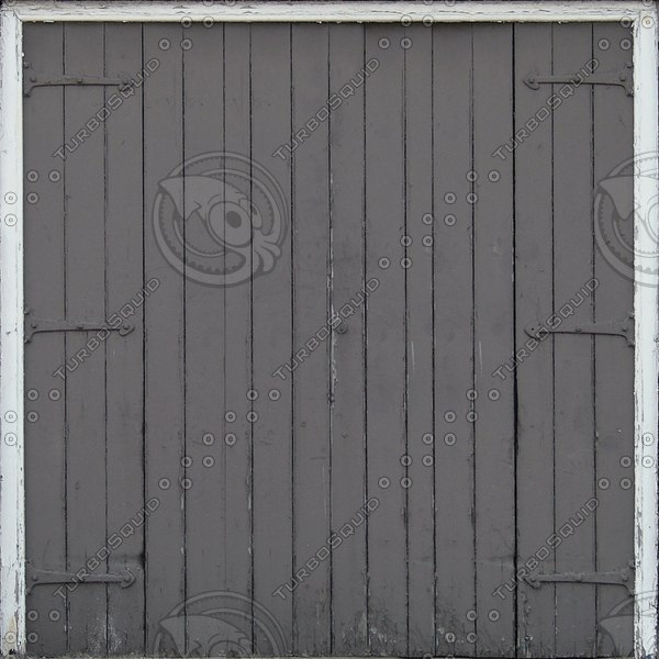 D003 wooden double doors texture