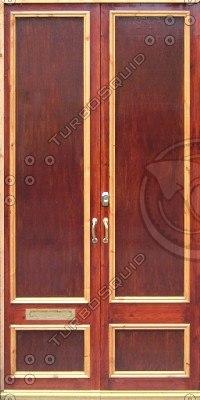 D041 house door texture