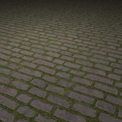 G259 Belgian blocks granite setts SRF