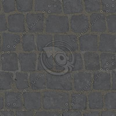 G020 cobbles paving stones SRF