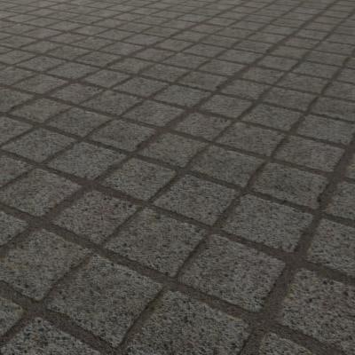 G264 concrete paving stones texture SRF