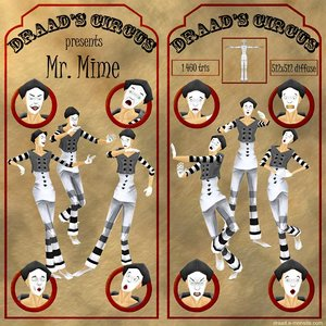 ma mime character