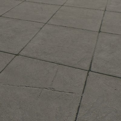 G342 sidewalk paving stones