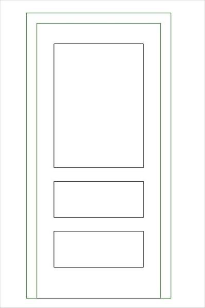 Single-3 Panel.rfa