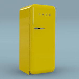SMEG FAB28 Fridge Freezer