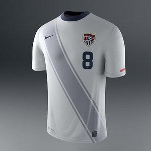 US Shirt - Soccer Jersey