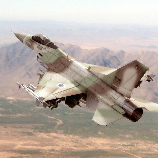 max f16c israeli barak