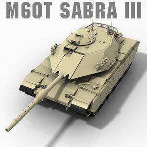 fbx m60t sabra iii main