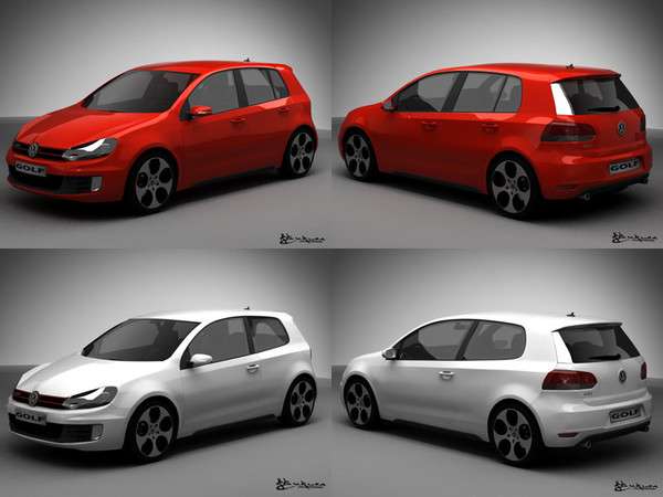 Volkswagen Golf GTI  Pack