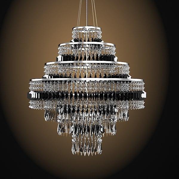 model bar chandelier crystal – Bar Chandelier