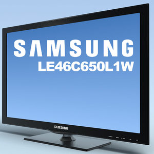 TV SAMSUNG LE46C650L1W MF